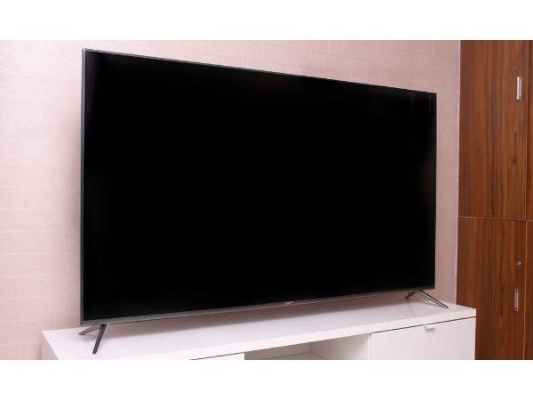 大屏量子点电视普及者 风行电视Q65评测