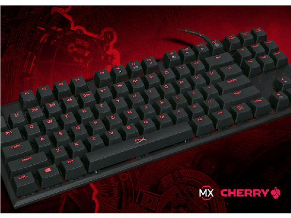 HyperX发布Alloy阿洛伊FPS Pro专业机械键盘
