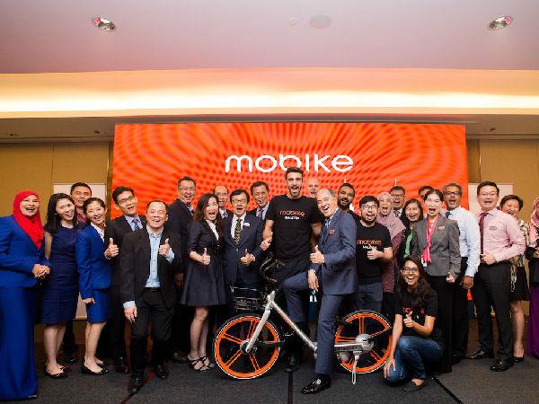 国内惊现苹果智能音箱 摩拜单车进入吉隆坡