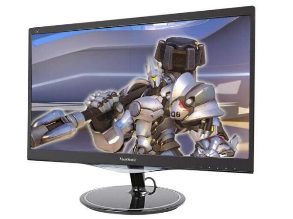 电竞专属 优派VX2457 电竞显示器售899