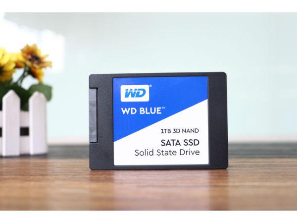 打造3D NAND固态硬盘 西部数据ITB蓝盘测试