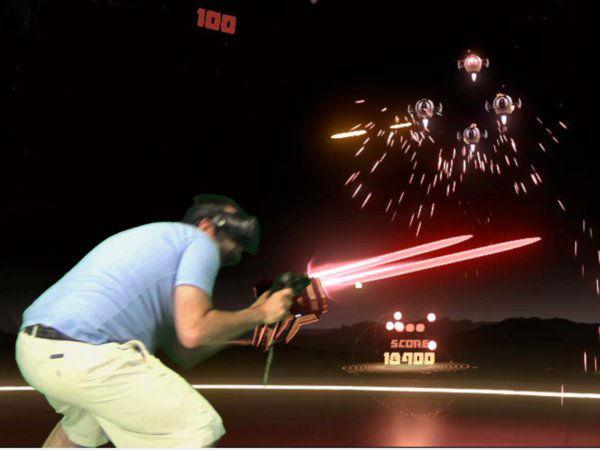 VR体验是不是空间越大越过瘾?