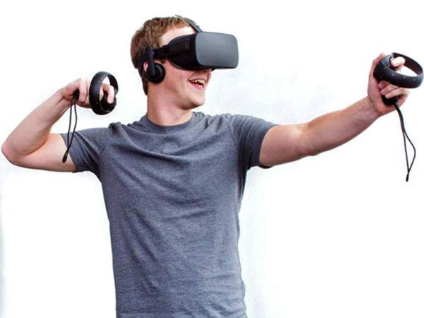 闯进游戏世界置身其中 有VR头显就可以