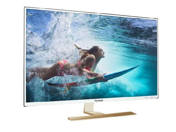 高分大屏 优派VX3209-2K显示器京东售1299