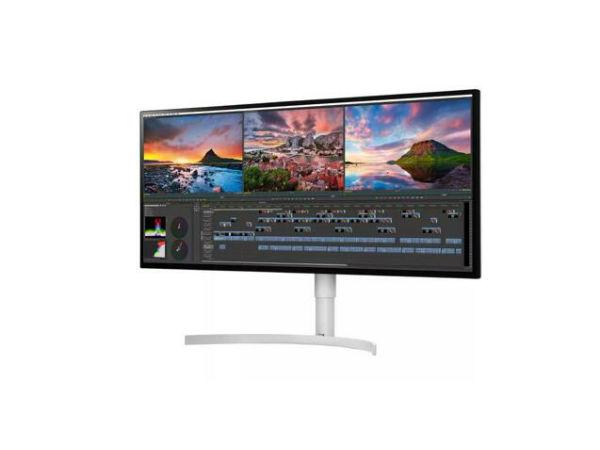 LG推出34WK95U准5K超宽屏显示器