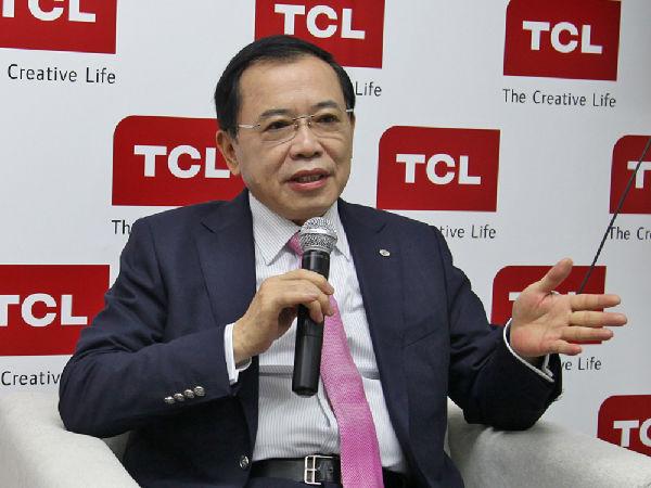 访TCL李东生:我们给2017年的自己打85分