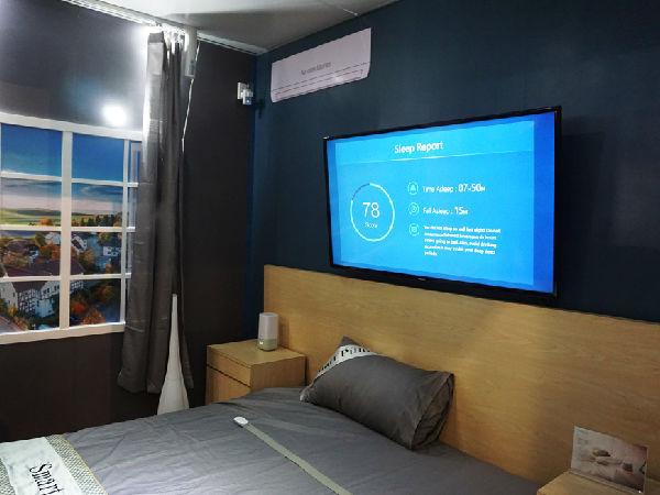 2018CES:Sleepace享睡专注睡眠健康 首发DreamLife智能卧室方案