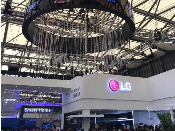 AWE 2018:LG最新款gram笔记本亮相 全球最轻