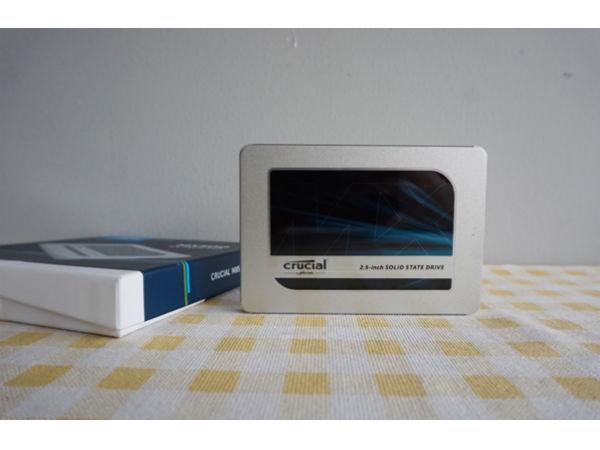 畅享高速体验 英睿达MX500 1TB固态硬盘评测