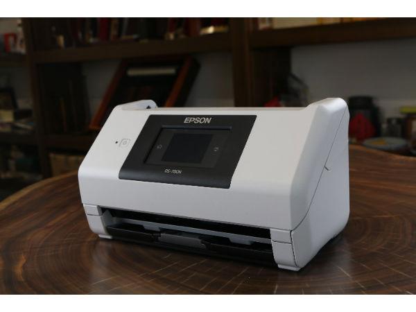 """无纸化办公利器,浅评爱普生DS-780N""""软硬兼施"""""""