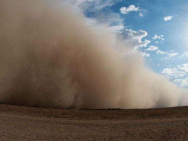 京津冀空气污染指数爆表!面对沙尘暴我们能做什么?