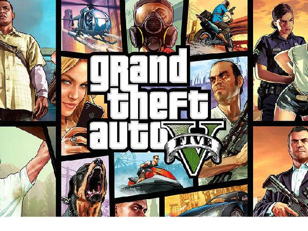 大赚60亿美元!《GTA V》成全球最吸金娱乐产品