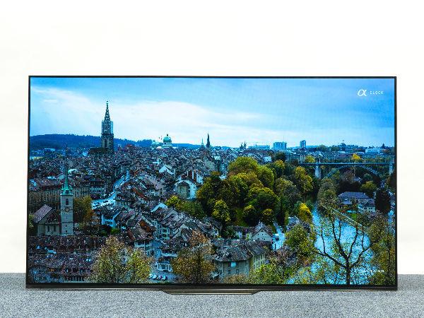 完美继承A1基因 索尼A8F展现OLED电视最强音画