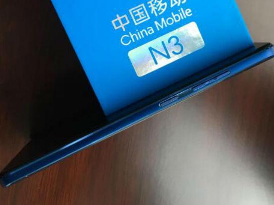 三代出精品 软硬全能千元级高颜值中国移动N3手机评测