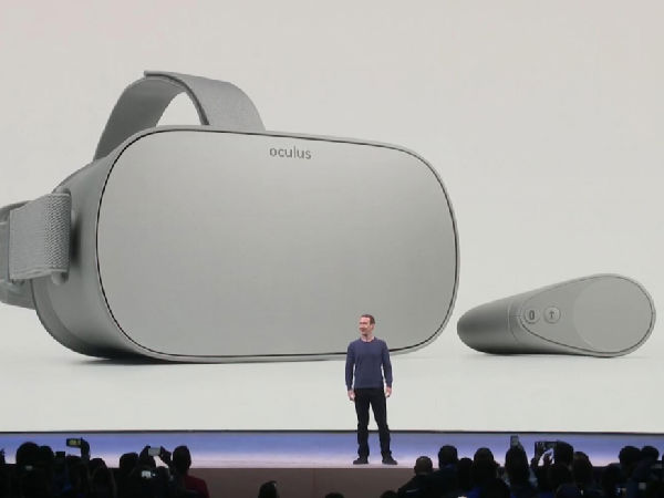 VR本周说:苹果研发配备双8K屏头显,199美元Oculus GO正式发售