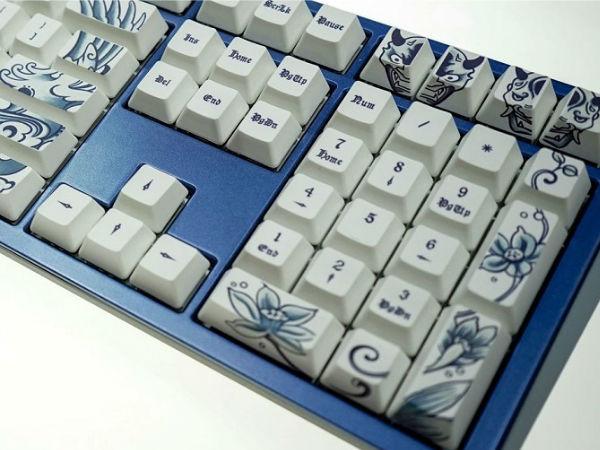 魔力鸭发布狗年限量版键盘:计划于8月上市