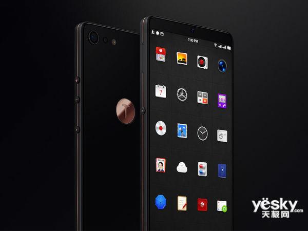 全面屏爆款手机 坚果Pro2特别版618大促