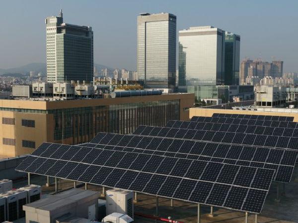 三星承诺2020年实现100%可再生能源供电