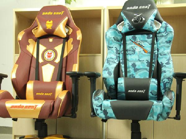 坐上去就不想下来!andaseaT安德斯特电竞椅评测
