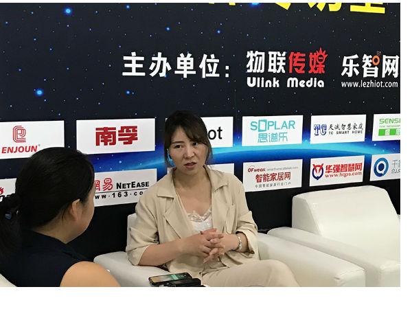 专访PEGASI罗俊女士:用科技让生活更健康