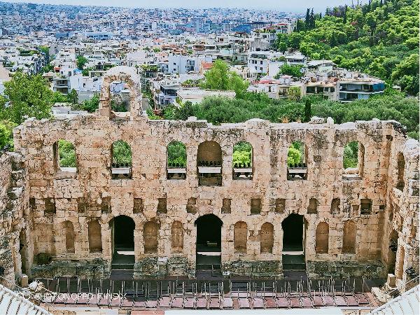 行摄:OPPO Find X镜头下的希腊  历史古城千年如一魂牵梦绕