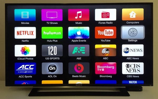太反骨!新Apple TV竟不支持4K视频
