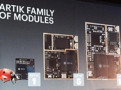剑指物联网,三星推出新一代低功耗芯片