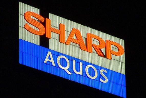 夏普2014财年巨亏115亿元:裁员工、卖总部