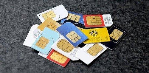 虚拟SIM卡魅力大,苹果和黑莓来表白