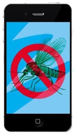 大学生研发驱蚊APP:半径3米内