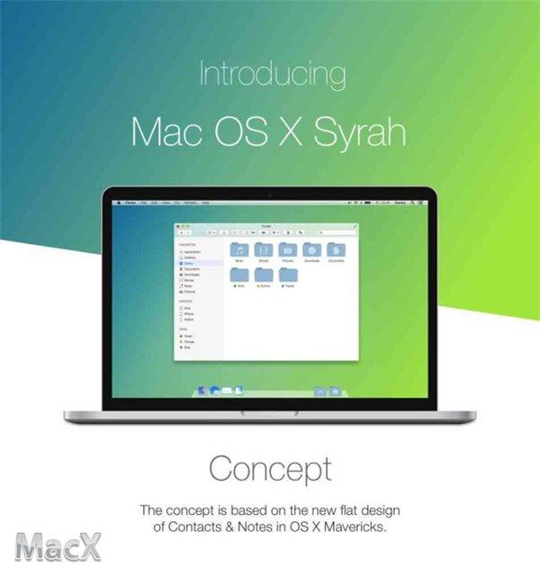 """扁平化+毛玻璃,这样的""""OS X 10.10""""如何"""