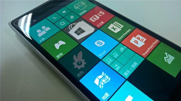 Win10手机预览版10080升级过程体验