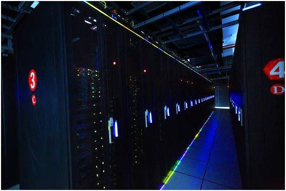 百度:我们的超级计算机全球前十