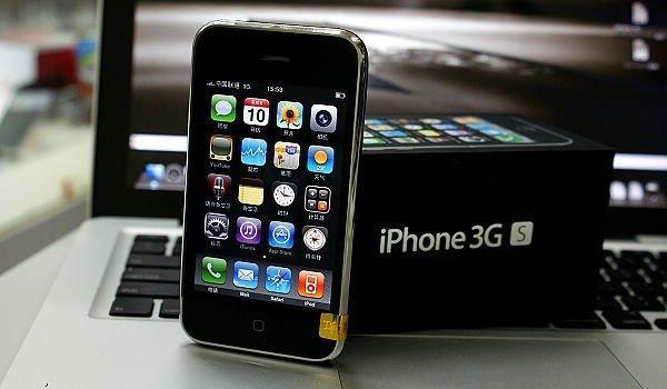 苹果将不再对老款iPhone提供维修 包括3GS