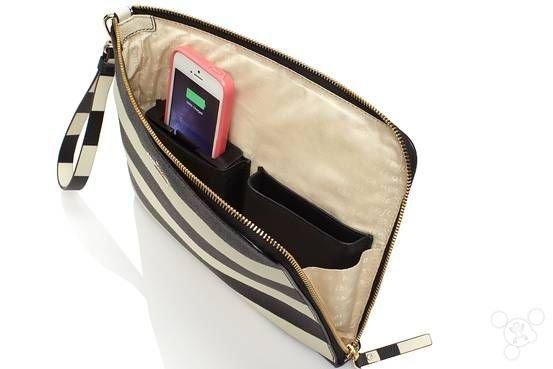 女性朋友专用包包,轻松甩掉移动电源