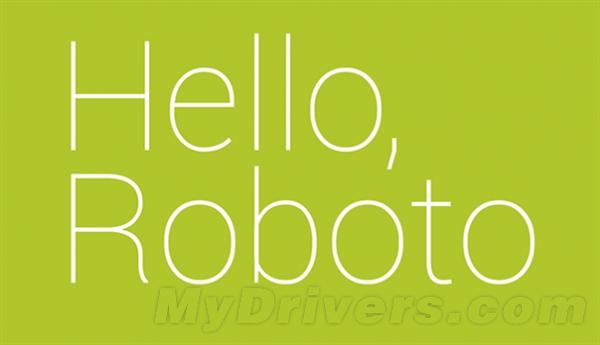 Google宣布:Android默认字体Roboto将开源