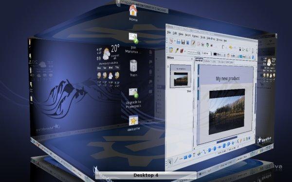梦灭!桌面Linux发行版Mandriva公司破产