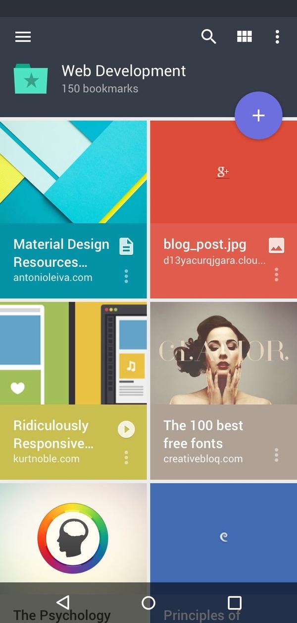 设计师角度:再谈谷歌Material Design
