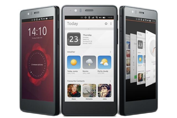新款Ubuntu手机来了:比MX4便宜