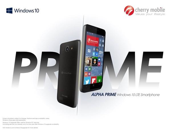 两款Wn10手机率先亮相:没Lumia的份