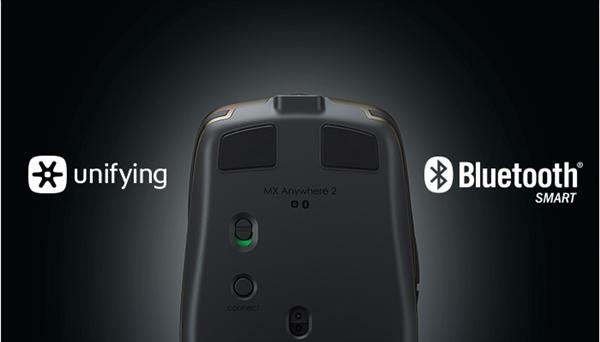 罗技携新款鼠标Anywere 2问世 可快速充电