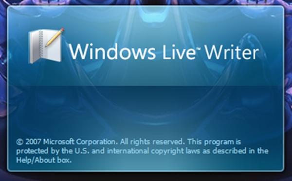 Windows Live Writer宣布开源