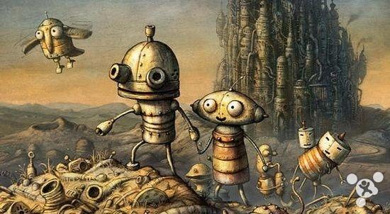 终于盼到了:《机械迷城》官方中文版将至