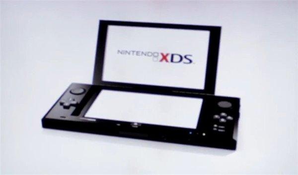 任天堂新掌机XDS曝光:屏幕可翻转