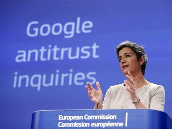 外媒:欧盟找谷歌麻烦,皆因实力不济