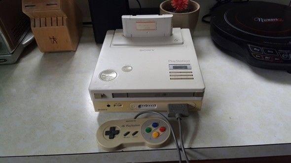 那些年,索尼任天堂曾推出一款合体游戏机