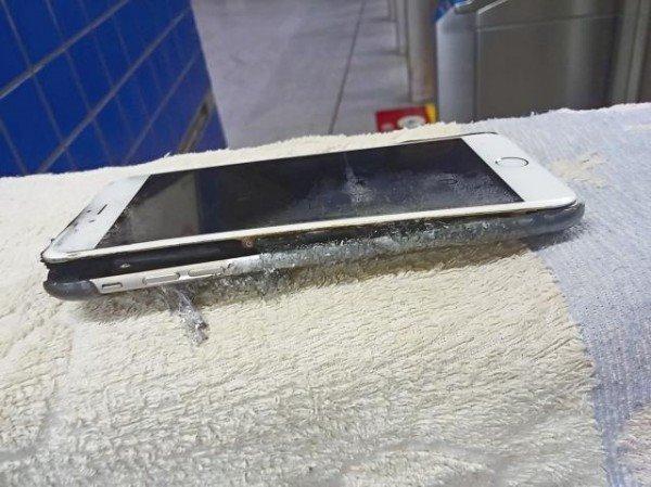 充电器又惹祸?香港发生首宗iPhone6 Plus爆炸事件