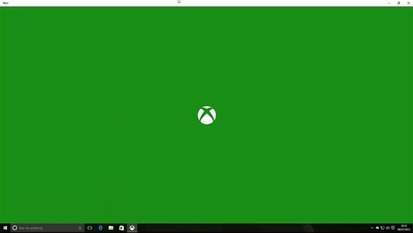 Windows 10串流Xbox One游戏演示:赞的没话说