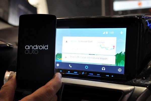 Android Auto车载系统体验:略让人失望