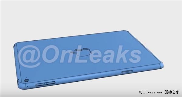 iPad mini 4外观大曝光